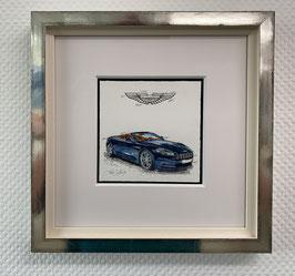 Aston Martin DB9 Cabrio - Verkauft