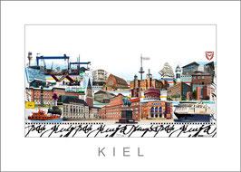 Stadtansicht Kiel