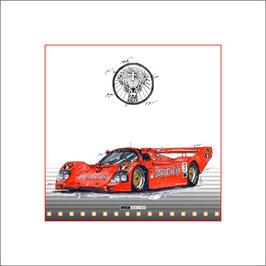 Porsche Jägermeister
