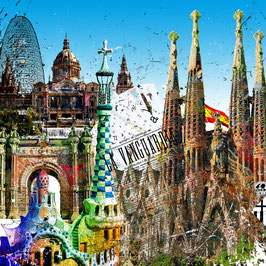 Gallery Print Barcelona
