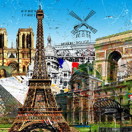 Gallery Print Paris