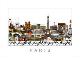 Stadtansicht Paris