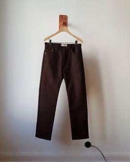 Frank Leder - Hose im Jeansschnitt aus Deutschleder