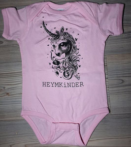Einhorn Baby Body / Kinder Shirt