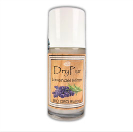 Drypur · Deoroller · Lavendel-Minze