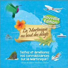 La Martinique au bout des doigts.