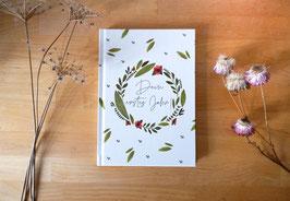 Babybuch - Dein erstes Jahr
