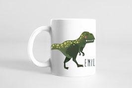 Tasse - Dinosaurier - Tyrannosaurus rex