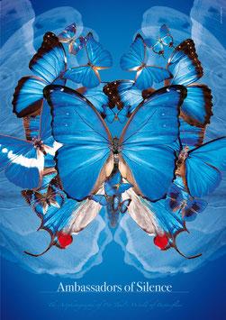 """Künstlerisches Plakat """"Ambassadors of Silence"""" - P015/01"""