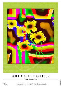 THE FLOWER OF SARAH - AC 03/54 - F -