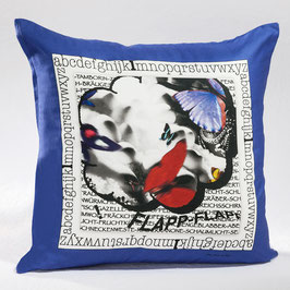 "DEKOKISSEN/PILLOWCASE ""FLAP-FLAP"" - DPC-AC 004-14 40-40"