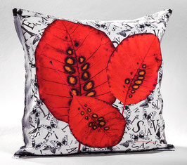 DEKO/SOFAKISSEN / PILLOWCASE - DPC-LEA-002-14-40-40