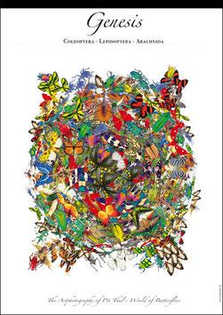 """Künstlerisches Plakat """"Genesis"""" - P011/04"""