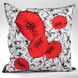 DEKO/SOFAKISSEN /PILLOWCASE - DPC-LEA-003-14-40-40
