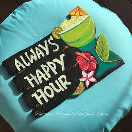 Always Happy Hour 33cm x 25cm