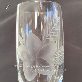 Frangipani Sektglas 1 Stück