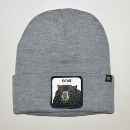 CAPPELLINO BEAR GREY GOORIN BROS
