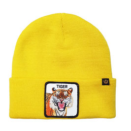 CAPPELLINO TIGER YELLOW GOORIN BROS