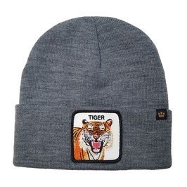 CAPPELLINO TIGER GREY GOORIN BROS