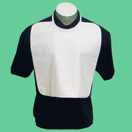 Babero impermeable rizo corto. Ref.10480030