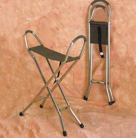 "Bastón asiento plegable ""QUATTRO"" Ref. 70161010"