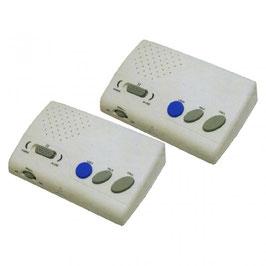 Intercomunicador sin instalación.  Ref.85110020