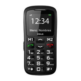 Teléfono móvil teclas grandes IM200 . Ref.85132275