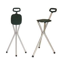 Bastón asiento plegable. Ref. 70160010