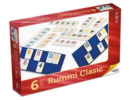 Juego RUMMI CLASIC 6 jugadores. Ref.60110180