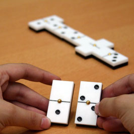 Juego Domino - Maxis. Ref.60110120