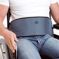 Cinturón abdominal para silla ruedas. (ORLIMAN) Ref.20402010