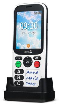 Teléfono móvil de 3 teclas y GPS (Doro 780x) Ref.85132216