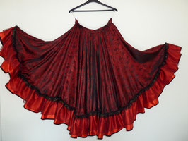 Tanzrock   I  dance skirt I  russian gipsy dance style