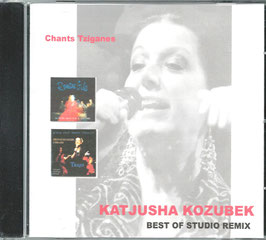 Katjusha Kozubek:  Chants Tziganes  -  Best of Studio Remix