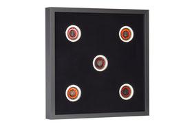 Beleuchtung 5 Euro Münzen: 2017 Lux Ⅰ