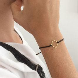 "Armband ""Quadrat"""