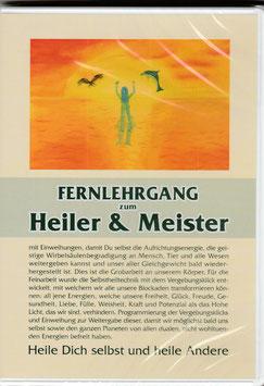 DVD Fernlehrgang zum Heiler & Meister