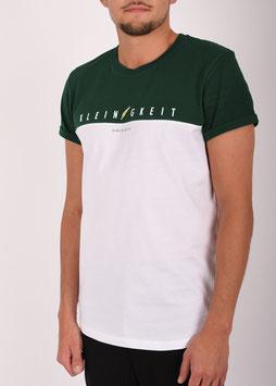 Blocker. Dark Green-White.