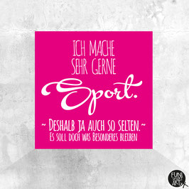 Magnet Sportskanone