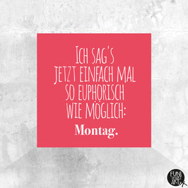 Magnet Montag