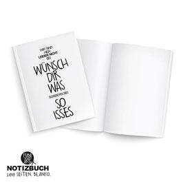 Notizbuch Wunschkonzert