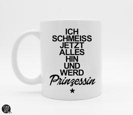 Tasse Prinzessin