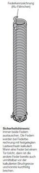 Original Hörmann Torsionsfeder mit Spannkonus
