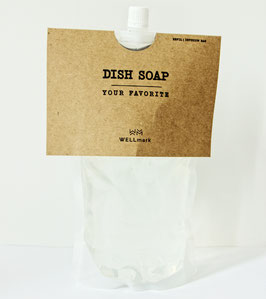 Navulverpakking afwasmiddel 1L
