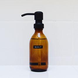 Black. 250ml. SOAP