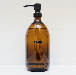 Black. 1L.  SOAP