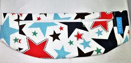 Hüfttasche, Gürteltasche, Bauchtasche Sterne, Canvas