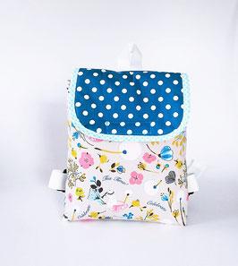 Kinderrucksack Mira personalisiert//Kindergartentasche//Handarbeit