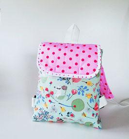Kinderrucksack Mine personalisiert//Kindergartentasche//Handarbeit