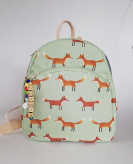 Personalisierten Kinderrucksack Fuchs